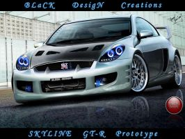 Nissan Skyline Prototype by BLaCKDesigN