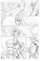 Extermination #7 page 1 by vmarion07
