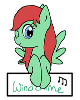 Windchime Request by VampyKit