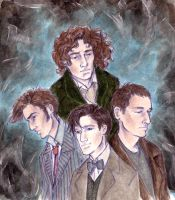 The Last of the Time Lords by oboe-wan