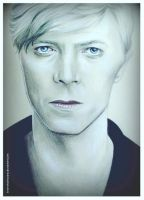 David Bowie (late 70's) by love-a-lad-insane