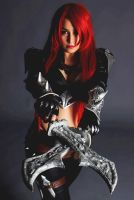 katarina / league of legends by britanyX