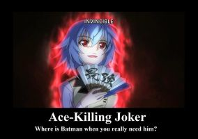Ace-Klling Joker by neogoki