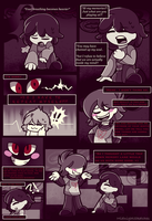 Resetting Nightmares Page #5 by MidnightSketches