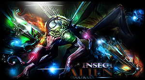 Alien Insect by cooltraxx