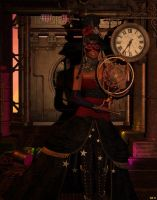 Queen of Time by Hera-of-Stockholm