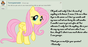 I answer my first question by Sweet-Fluttershy