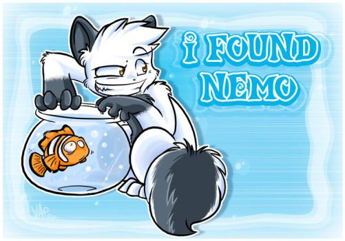 I found Nemo by vaporotem