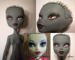 Bo doll preview by pixiesera