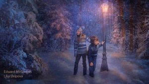 Narnia visitors by LiliaOsipova