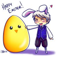 Usagil Easter by iPl0x