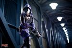Mass Effect Tali Cosplay 1 by bgzstudios