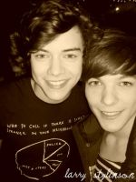 Larry Stylinson by Lollipz