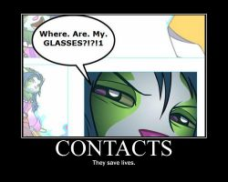 Contacts by LockxShock