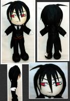 Commission: Sebastian Michaelis by mihijime