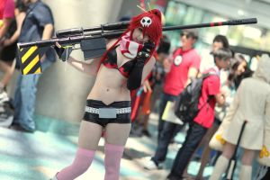 2012 Anime Expo 001 by rabbitcanon