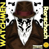 Rorschach by UNO926