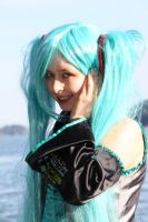 Vocaloid Cosplay Photo Contest - #8 Jasmine Davis by miccostumes