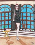 Little Black Dress: Adrianne by Lily-de-Wakabayashi