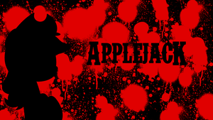 Wallpaper - Applejack [Splatter Edition] by Psalmie