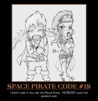 Space Pirates + Boredom = THIS by WildSpaceSaga