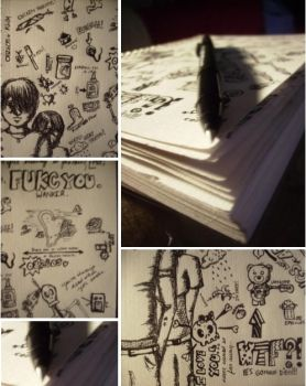 Ink It On Paper. by Vivi-said-OMG