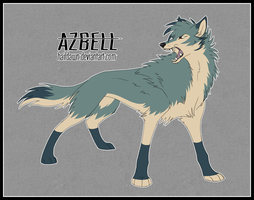 Azbell by HailDawn