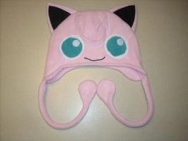 Jigglypuff Hat by ChristopherDurdle