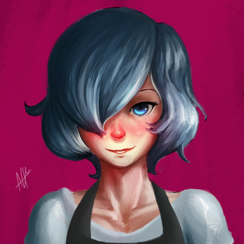 Touka by actrrrr