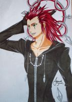 .:AXEL:. by Amishanda