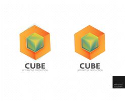 Cube Logo by Magableh