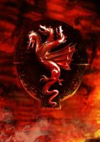 Targaryen Housecard by Thaldir
