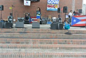 Puerto Rican/Latin Festival, Power Voice 4 by Miss-Tbones