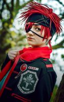 D.Gray-Man - More Into Books by ca-g-e