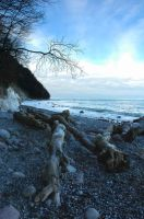 Baltic Sea by grugster