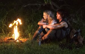 Daryl and Beth by PhlegmaticPerson