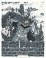 Batman C2E2 Commission by BrianVander