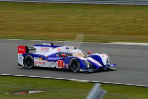 Toyota Racing No 8 by Willie-J