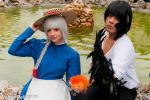 Howl and Sophie by MikeVomitsPhotos
