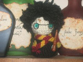 Harry Potter - Amigurumi by Craftigurumi