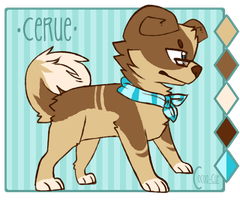 .: Cerue Reference 2013 :. by Yuminn