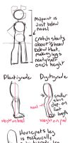 Drawing Legs (Definitely Not Exhaustive) by RickGriffin