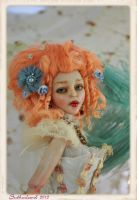 Rococo Ball Jointed doll BJD by SutherlandArt