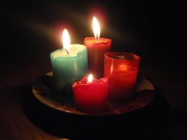 Candles by stock-refugium