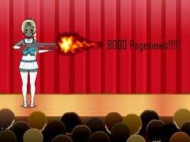 8000 PAGEVIEWS!!!! by adimetro00