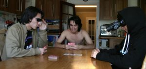 Poker Face by gilbertron