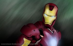 IRON MAN - PNT by Jyuugo