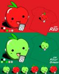 Apple Ipod tee by WhiteAxel