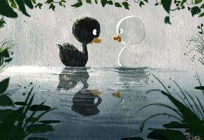Lost together. by PascalCampion