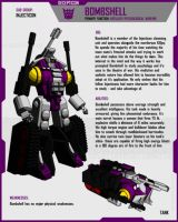 INJECTICON BOMBSHELL by F-for-feasant-design